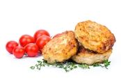Філе куряче рублене з овочами – ІМ «Обжора»