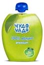 Пюре Чудо-Чадо 90 г Яблуко з 4 міс д/п – ІМ «Обжора»
