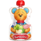Пюре Bambolina 90г яблуко пауч – ІМ «Обжора»
