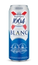 Пиво Kronenbourg 1664 Blanc 0,5 л світле ж/б – ІМ «Обжора»