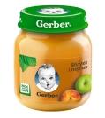 Пюре яблуко-персик Gerber 130 г – ІМ «Обжора»