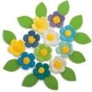 Набір декорацій Весняні квіти Веснянка – ІМ «Обжора»