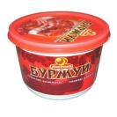 Мороженное Ласунка Буржуй клубника 0,680 кг. – ИМ «Обжора»