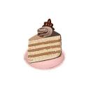 Торт Розалини (Rozalini) Трюфельный 1кг – ИМ «Обжора»