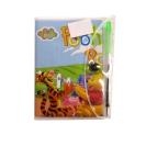 Блокнот Disney с ручкой мал.+блокнот на спирали 100К308 – ИМ «Обжора»