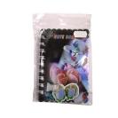 Блокнот Камелия Цветы с наклейками 928 – ИМ «Обжора»