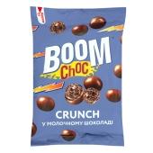Драже Бум Чок 80г кранч в мол шоколаді – ІМ «Обжора»