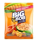 Мікс арахіса та кукурузи Біг Боб 70г ковбаски BBQ – ІМ «Обжора»