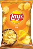 Чіпси Лейс 133г сир – ІМ «Обжора»