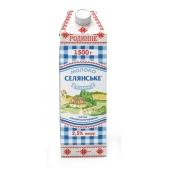 Молоко Селянське 2,5% 1,5л особливе – ІМ «Обжора»
