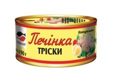 Печень трески Аквамир 190 г – ИМ «Обжора»