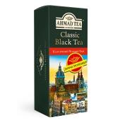 Чай Ахмад 25 п 2 г Класичний чорний з ярл. – ІМ «Обжора»