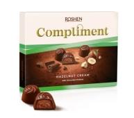 Конфеты Roshen 123 г Комплимент ореховый крем – ІМ «Обжора»