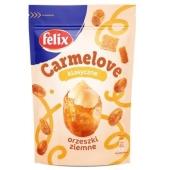 Горішки Фелікс 160г CARMELOVE у карамелі з сіллю  ІМП – ІМ «Обжора»