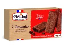 Печиво St. Michel 210г брауні чорн та мол шок – ІМ «Обжора»