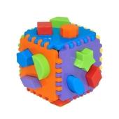 Іграшка-сортер `Educational cube` 24 ел., Tigres – ІМ «Обжора»