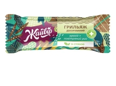 Грильяж Жайвір 36г повітрян рис та арахіс на фруктозі – ІМ «Обжора»