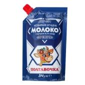Згущене молоко Полтавочка 440г 8,5% Премiум дой-пак – ІМ «Обжора»