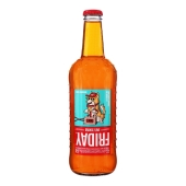 Напій сл/алк `Friday` 0,45л зі смак. апельсина та лайма – ІМ «Обжора»