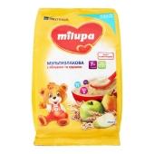 Каша молочная мультизлаковая с яблоком и грушей с 7 мес Milupa 210 г – ІМ «Обжора»