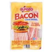 Бекон Elpozo Bacon (Испания) 150 г – ІМ «Обжора»