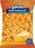 Снек Gonzo кукур трикутники 40г зі см сиру – ІМ «Обжора»