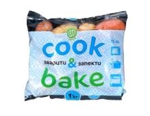 Картошка для запекания `Cook & Bake` 1 кг – ІМ «Обжора»