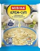 Макарони Мівіна 67/57,5г крем суп з сиром Моцарелла – ІМ «Обжора»