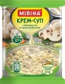 Макарони Мівіна 67/57,5г крем суп з печерицями – ІМ «Обжора»