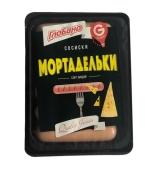 Сосиски Глобино мортадельки в/c 275 г – ІМ «Обжора»