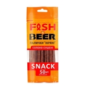 Палочки икорные Fish Beer 50 г – ІМ «Обжора»