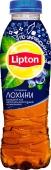 Чай Ліптон 0,5л холодн. чорний з лохини – ІМ «Обжора»
