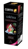 Чай Кертіс 15 пірам. Cold Tea з полуницею* – ІМ «Обжора»