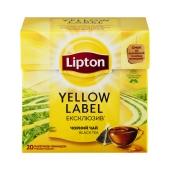 Чай Lipton 20п*пирам Yellow label – ИМ «Обжора»