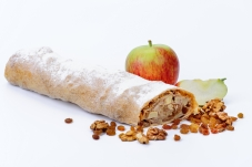 Штрудель з яблуком, ваг НОВИНКА – ІМ «Обжора»