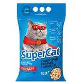Наповнювач SUPER CAT стандарт 3кг синій – ІМ «Обжора»