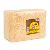 Натуральна підстилка Woody д/гризунів з аром.лаванди 8л – ІМ «Обжора»