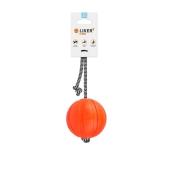Мячик Лайкер 9 см Корд на шнурі – ІМ «Обжора»