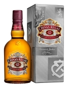 Виски Chivas Regal 12 лет 0.5 л – ИМ «Обжора»