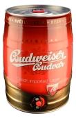 Пиво Budweiser 5.0л ІМП – ІМ «Обжора»