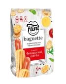 Сухарики Flint Baguette французький хот-дог 110 г – ІМ «Обжора»