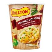 Пюре Роллтон 55г зі смаком яловичини стакан – ІМ «Обжора»