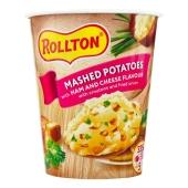 Пюре Роллтон 55г зі смаком шинки та сиру стакан – ІМ «Обжора»