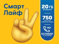 Стартовый пакет Smart Life 2020 – ІМ «Обжора»