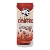 Кофе холодный с молоком Energy Coffee Cappuccino Hell 0,25 л – ИМ «Обжора»