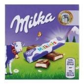 Шоколад Milka Milkinis молочний 43,75 г – ІМ «Обжора»