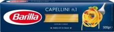 Макарони Барілла 500г N1 Capellini спаггеті – ІМ «Обжора»