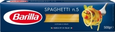 Макарони Барілла 500г N5 Spaghetti – ІМ «Обжора»