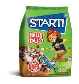 Сухий сніданок Старт 500г кульки ДУО – ІМ «Обжора»