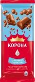 Шоколад Корона 80г молочний пористий – ІМ «Обжора»